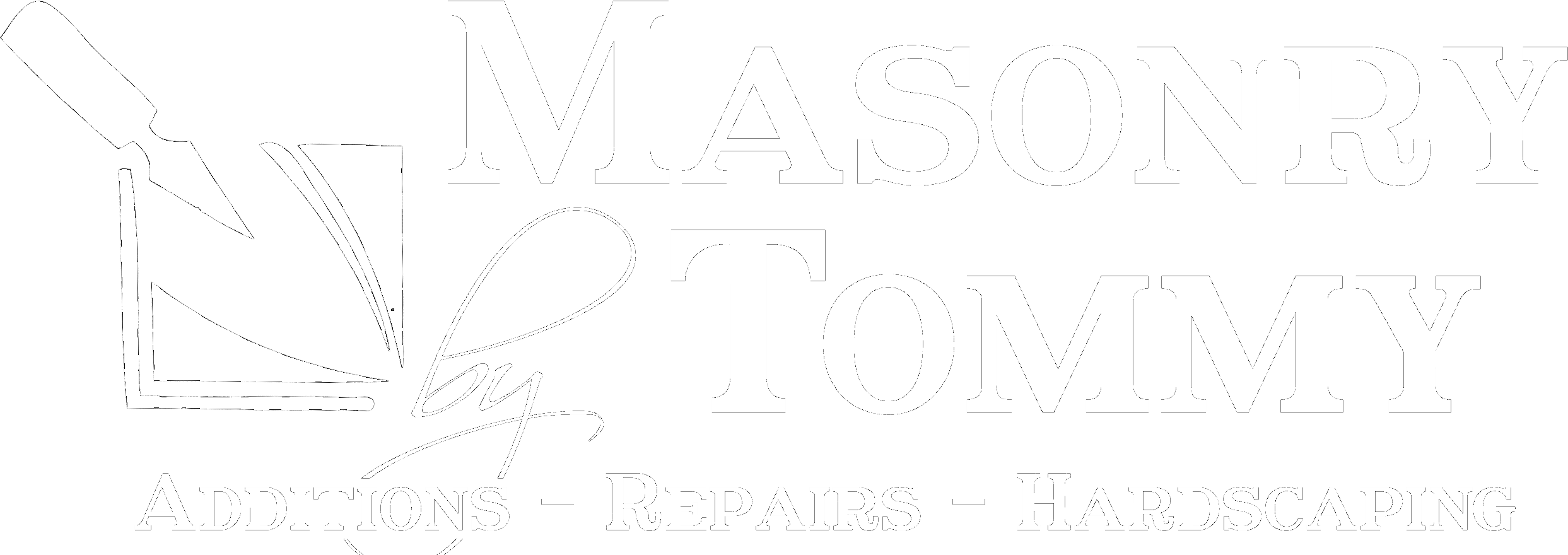 Masonry by Tommy
